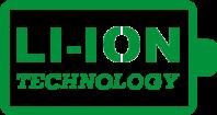 Icon Lithium-Ionen