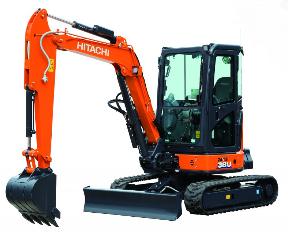 Hitachi ZX38