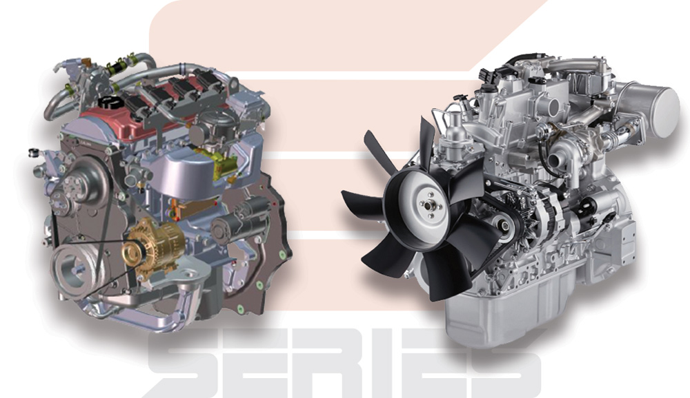 S-Serie Motoren