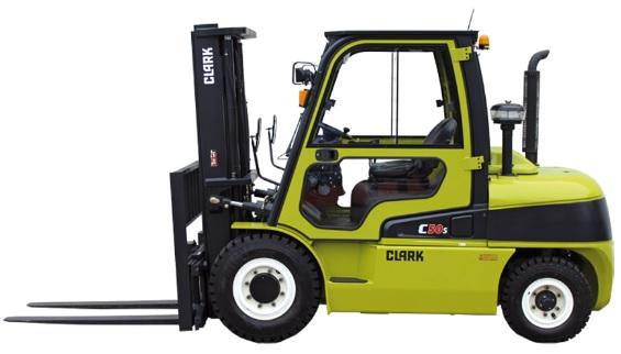 Dieselstapler C40-55