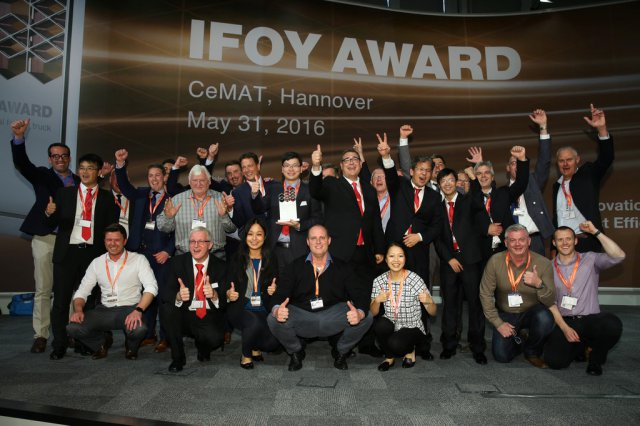 IFOY-Gruppenfoto