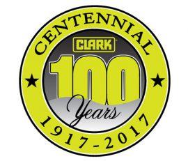 Logo Clark Gabelstapler