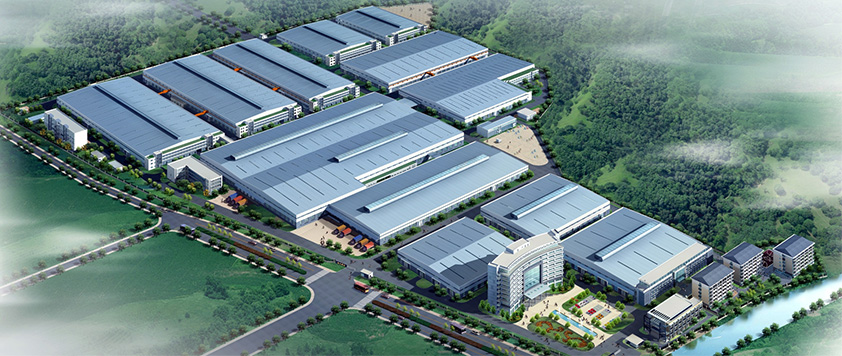 Bild Hangcha Produktionsstätte